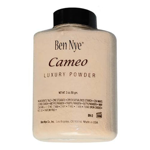 Ben Nye Bella Cameo Luxury Powder (3 oz)