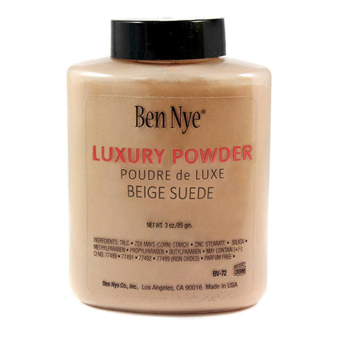Ben Nye Bella Beige Suede Luxury Powder BV72 (3 oz)