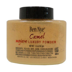 Ben Nye Camel Mojave Luxury Powder BV-1 (1.5 oz)