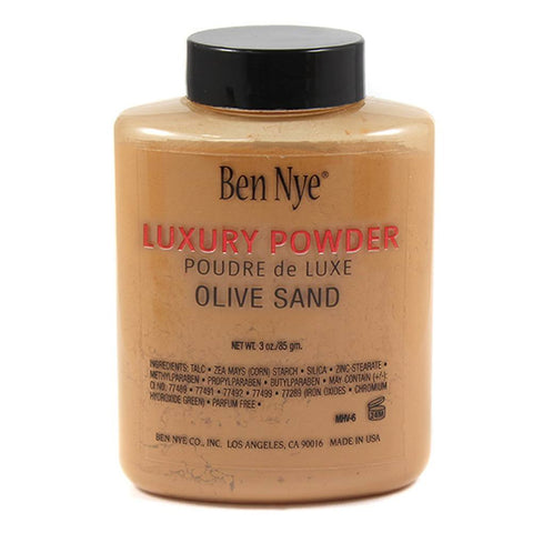 Ben Nye Olive Sand Mojave Luxury Powder MHV6 (3 oz)