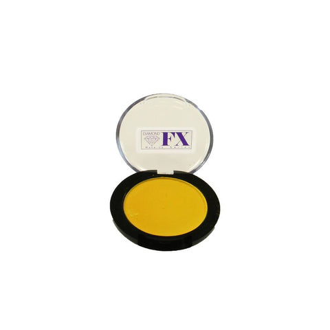 Diamond FX Yellow Eye Shadow