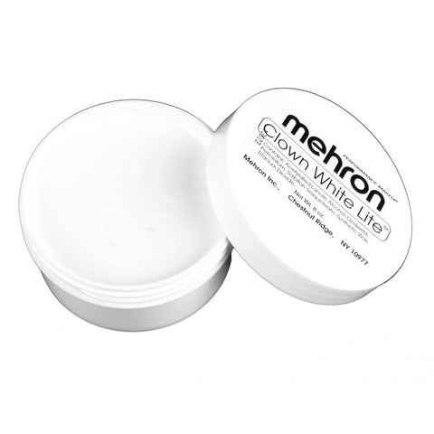 Mehron Clown White Lite (8 oz)