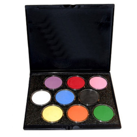 Mehron 9 Color Build Your Own Starblend Palette
