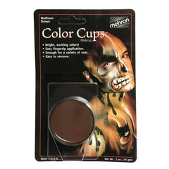 Mehron Brown Grease Color Cup