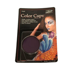 Mehron Purple Grease Color Cup