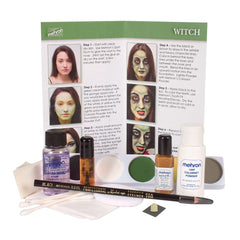 Mehron Witch Premium Character Kit