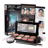 Mehron MiniPro Medium/Olive Medium Theatrical Makeup Kits KMP-M