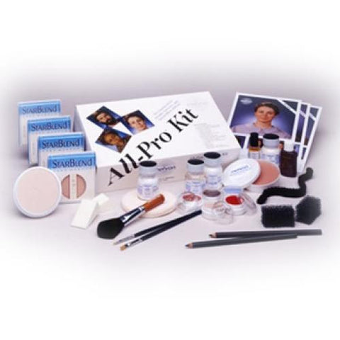 Mehron All Pro Medium to Fair (StarBlend) Theatrical Kit K110-M
