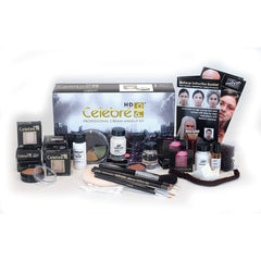 Mehron Celebre Pro TV/Video Theatrical Makeup Kit CPK-TV