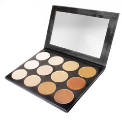 Mehron Celebre Pro HD Contour/Highlight Cream 12 Color Palette