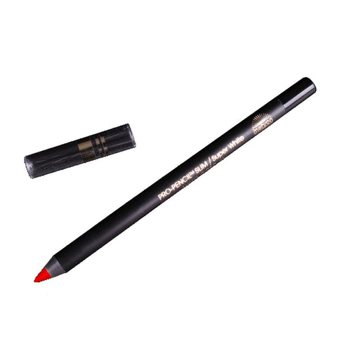 Mehron Bright Red Slim Pro-Pencil Makeup (0.05 oz)