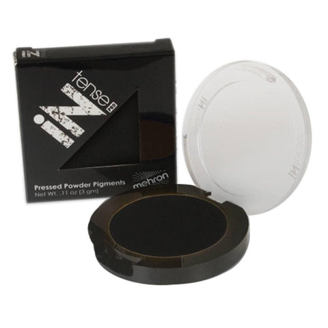 Mehron Black INtense Pro Pressed Powder