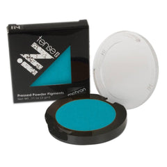 Mehron Turquoise INtense Pro Pressed Powder