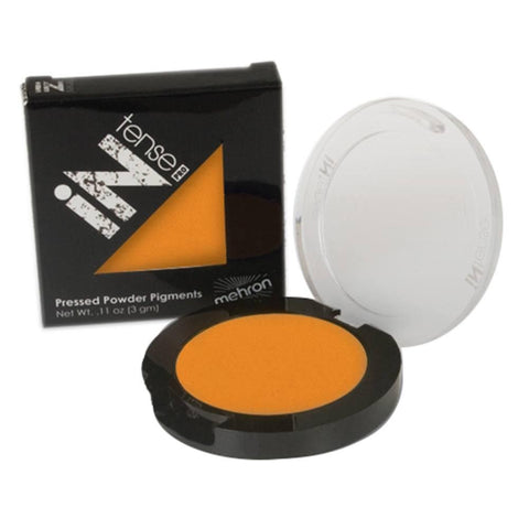 Mehron Inferno Orange INtense Pro Pressed Powder