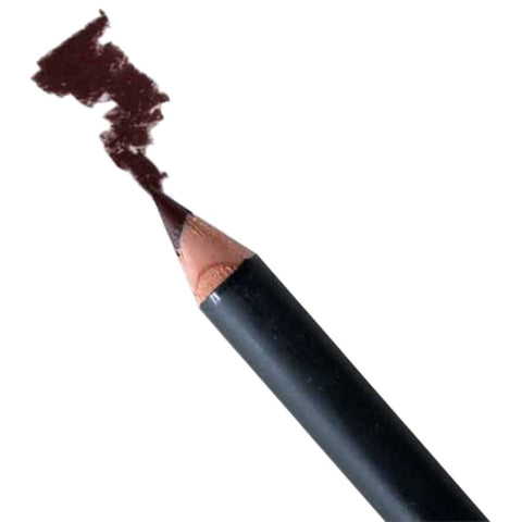 "Mehron 5"" Dark Brown Eye Liner Pencil"