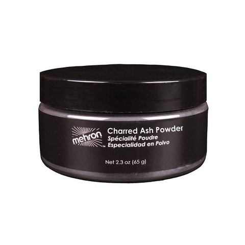 Mehron Charred Ash Special Makeup Effects Powder (2.3 oz)