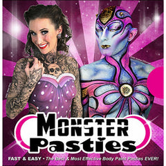 Monster Pasties 3D Transfer