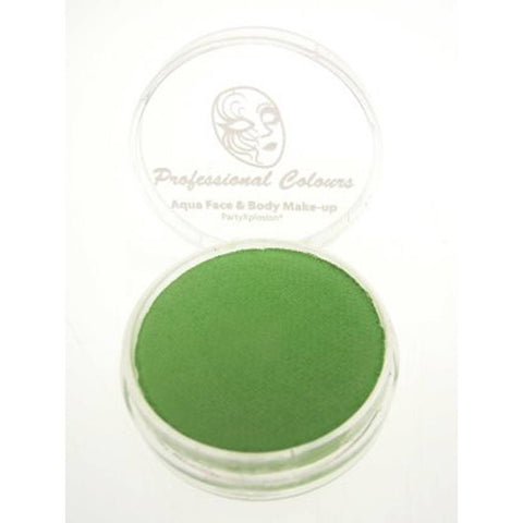 PartyXplosion Lime Green Aqua Face Paint 42790 (10 gm)