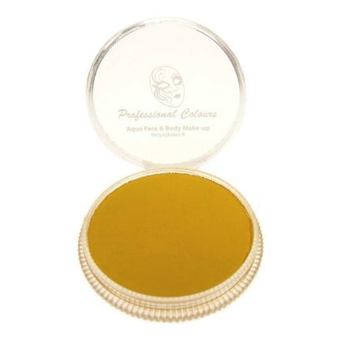 PartyXplosion Yellow Aqua Face Paint (30 gm)
