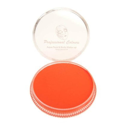 PartyXplosion Neon Orange Special FX Face Paint (30 gm)