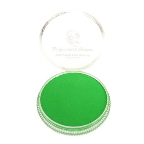 PartyXplosion Neon Green Special FX Face Paint (30 gm)