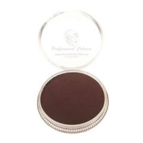 PartyXplosion Mocha Brown Aqua Face Paint (30 gm)
