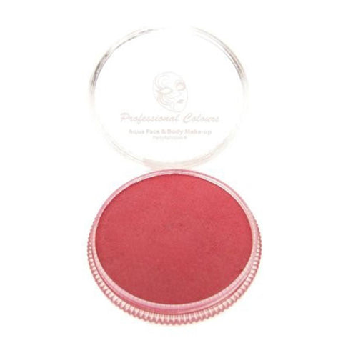 PartyXplosion Pearl Light Red Aqua Face Paint (30 gm)
