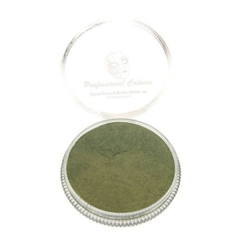 PartyXplosion Pearl Antique Green Aqua Face Paint (30 gm)