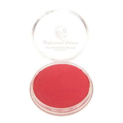 PartyXplosion Pastel Red Aqua Face Paint (30 gm)