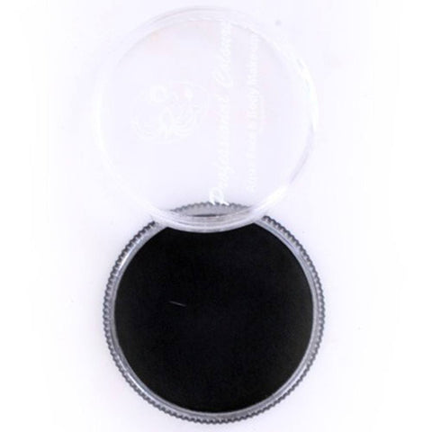 PartyXplosion Strong Black Aqua Face Paint (30 gm)