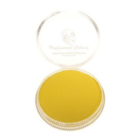 PartyXplosion Sunflower Yellow Aqua Face Paint (30 gm)