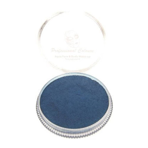PartyXplosion Pearl Dark Blue Aqua Face Paint (30 gm)