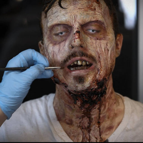 Stan Winston Studios: How To Make A Zombie Horde on a Budget (Video Stream)