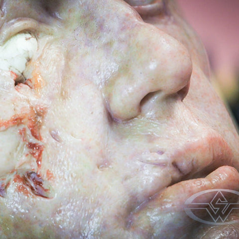 Stan Winston Studios: Hyper-Realistic Silicone Painting (Video Stream)