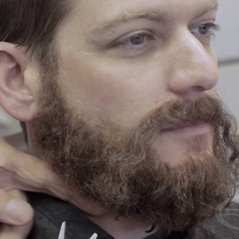 Stan Winston Studios: Facial Beard Application (Video Stream)