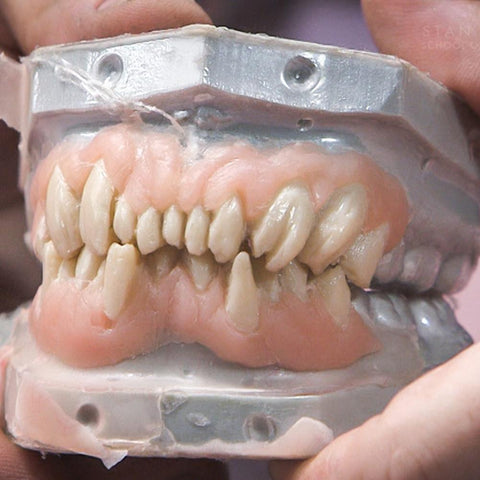 Advanced Creature Teeth: Prosthetic Dental Appliances Part 2 (Video Stream)