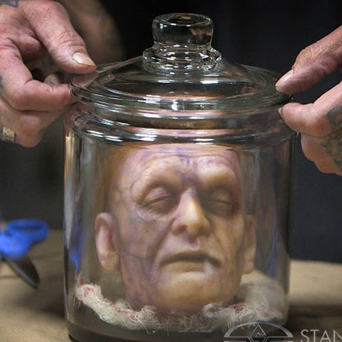 How to Make Horror Props: Casting, Painting, and Finishing (Video Stream)