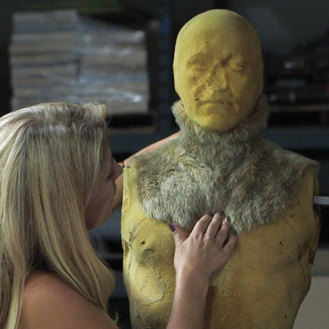 Stan Winston Studios: Creature Costume Basics (Video Stream)