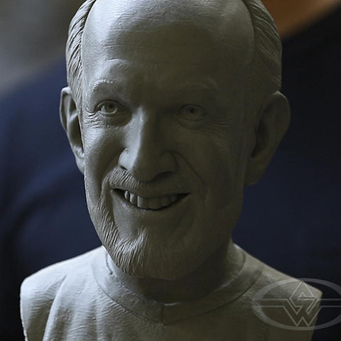 Stan Winston Studios: Portrait Sculpture (Video Stream)