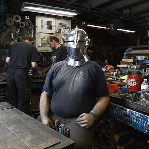 Stan Winston Studios: How To Make Prop Armor (Video Stream)