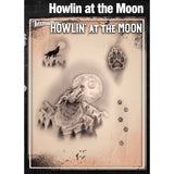 Tattoo Pro Howlin' at the Moon Series 3 Stencils