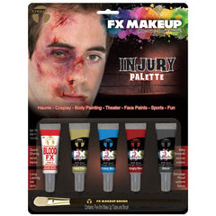 Tinsley Transfers FX Makeup Set - Injury