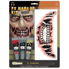 Tinsley Transfers Big Mouth Kit - Decay