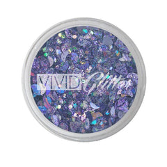 VIVID Glitter Purpose Chunky Glitter Gel (30 gm)