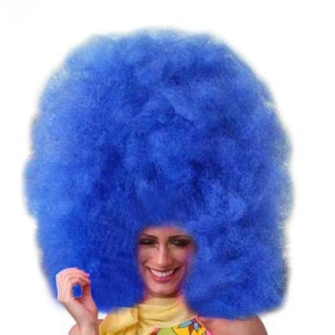 Afro Super Hifro Halloween Costume Wig