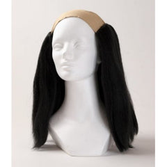 Bald Straight Halloween Costume Wig (West Bay)