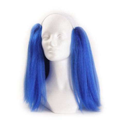 Bald Straight Halloween Costume Wig (Alicia)