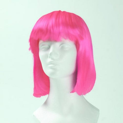 China Doll Halloween Costume Wig