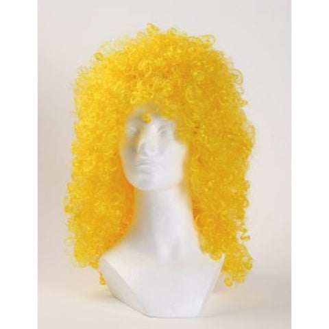 Disco Curly Halloween Costume Wig
