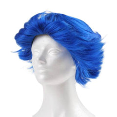 Fun Flip Halloween Costume Wig (West Bay)